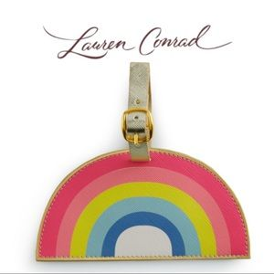 Rainbow Luggage Tag from Lauren Conrad